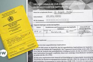 Με AstraZeneca εμβολιάστηκε η Μέρκελ | DW | 16.04.2021