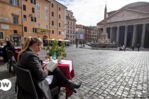 «Πράσινο διαβατήριο» και στην Ιταλία | DW | 17.04.2021