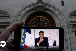 Σε τρίτο αυστηρό λοκντάουν η Γαλλία   DW   01.04.2021