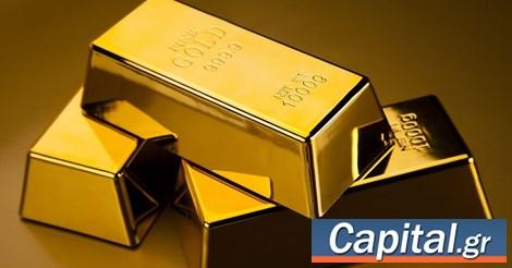 Εβδομαδιαία κέρδη 1% για τον χρυσό