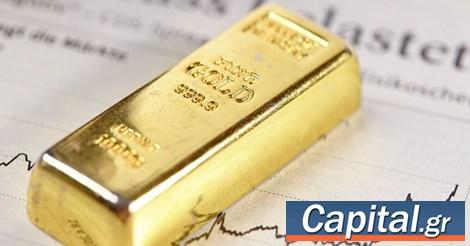 Απώλειες για τον χρυσό με πίεση από την άνοδο των ομολόγων