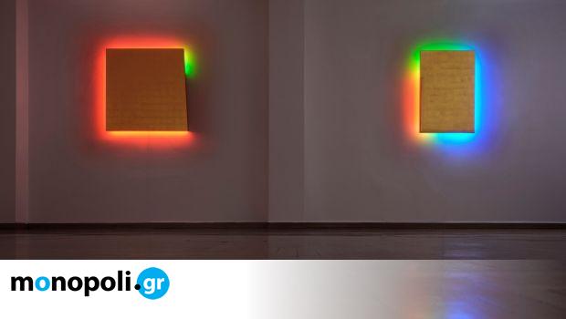 Αντωνάκος-Οροθετώντας το χρόνο: Ατομική έκθεση του Στήβεν Αντωνάκου στη Citronne Gallery