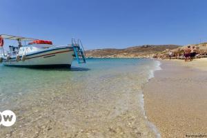 Ελλάδα: Νησιά χωρίς κορωνοϊό | DW | 05.05.2021