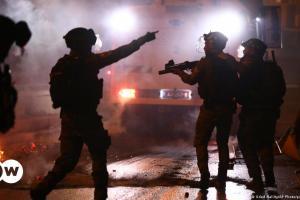 Ερντογάν: «Κράτος τρομοκρατίας το Ισραήλ» | DW | 09.05.2021