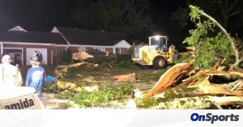 ΗΠΑ: Ανεμοστρόβιλος σαρώσε το Μισισίπι, καταστρέφοντας κτήρια και μεγάλες προκαλώντας ζημιές