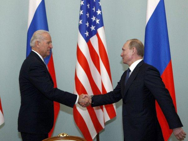 ΗΠΑ-Μπάιντεν: «Eλπίζει» να συναντηθεί με τον Πούτιν κατά την επίσκεψή του τον Ιούνιο στην Ευρώπη