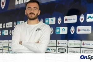 Λάμτσε: «Θα κρίνει πολλά το ματς με τον Ασπρόπυργο»