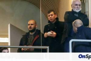 ΠΑΟΚ: Η εισήγηση του Γκαρσία στον Ιβάν Σαββίδη- Μετά τον τελικό θα «απασφαλίσει» (photos)