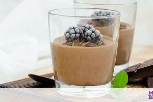 Πανεύκολη μους σοκολάτας με γιαούρτι για την Ημέρα της Μητέρας