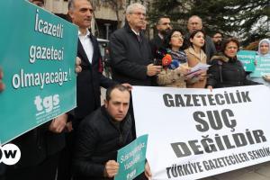 Τουρκία: Ποινικοποίηση της δημοσιογραφίας | DW | 03.05.2021