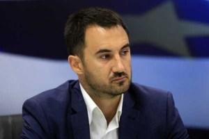 Χαρίτσης: Για την κυβέρνηση το δικαίωμα πολιτογράφησης δεν θα έπρεπε καν να υφίσταται