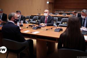 Κυπριακό: Ποια η επόμενη μέρα μετά το νέο αδιέξοδο; | DW | 03.05.2021