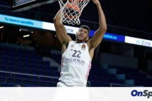 Euroleague: Με Ταβάρες η καλύτερη πεντάδα (vid)