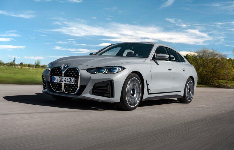 Άνεση και επιδόσεις από τη νέα BMW Σειρά 4 Gran Coupé