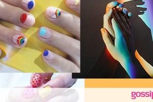 Βαρέθηκες τα μονότονα μανικιούρ; Βρήκαμε πώς θα βάψεις τα νύχια σου