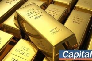 'Βουτιά' 4,7% για τον χρυσό - Έχασε τα 1.800 δολάρια