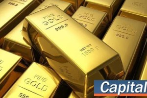 'Βουτιά' 5,9% για τον χρυσό στην εβδομάδα με πίεση από το δολάριο