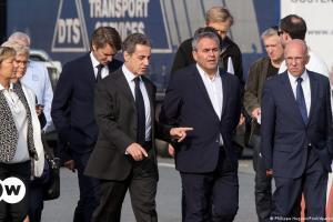 Γαλλία: Επιστροφή των συντηρητικών; | DW | 26.06.2021