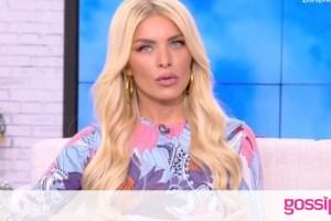 Κατερίνα Καινούργιου: «Κάγκελο» με την  Σκορδά –  Άστραψε και βρόντηξε on air