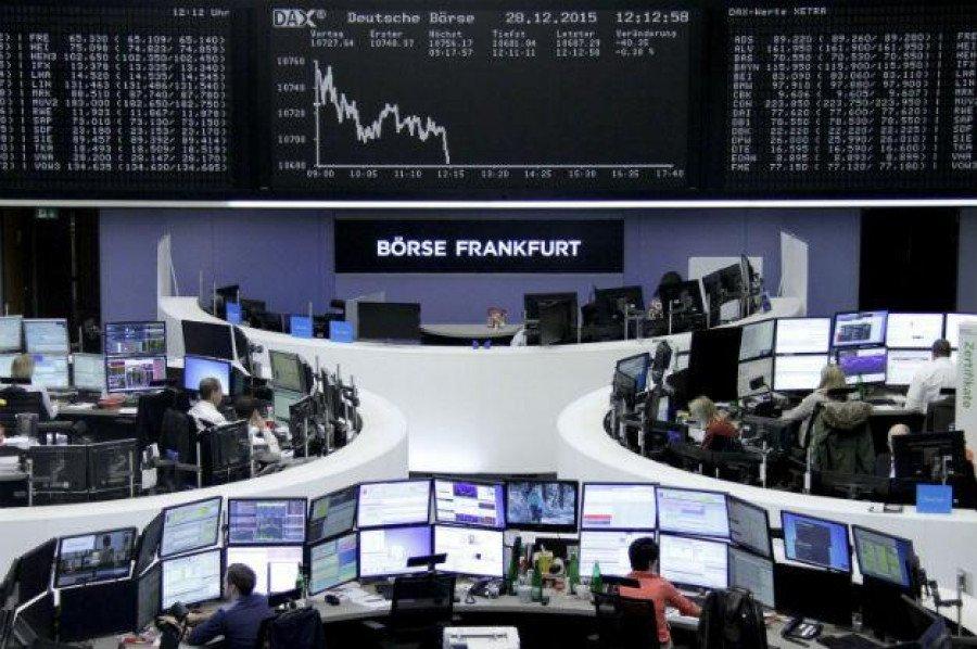 Μικτά πρόσημα στις ευρωαγορές – Συνεχίζει την άνοδο το ΧΑ