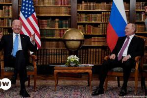 Μπάιντεν-Πούτιν: Οι χαμηλές προσδοκίες επιβεβαιώθηκαν   DW   17.06.2021