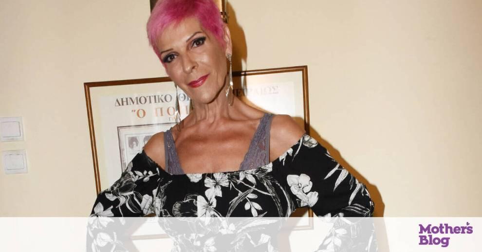 Σοφία Βόσσου: Με νέο look στην πρώτη της φωτό μετά την περιπέτεια της υγείας της