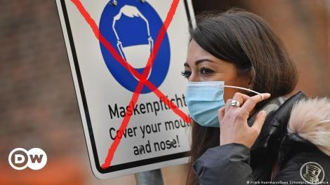 Τέλος η μάσκα στη Γερμανία; | DW | 16.06.2021