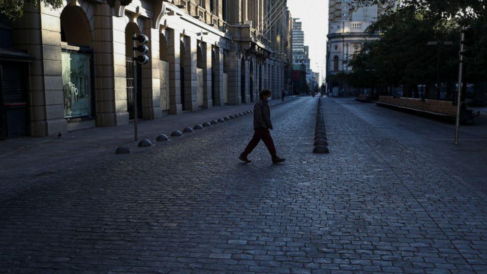 Χιλή – Covid 19: Επιστρέφει το απόλυτο lockdown στο Σαντιάγο   Ειδήσεις - νέα - Το Βήμα Online