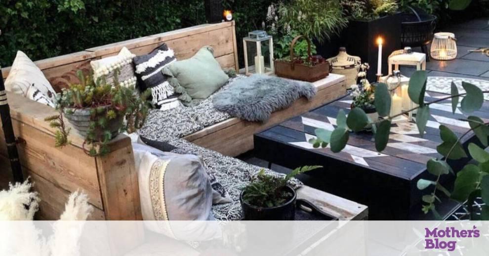 DIY: 26 κατασκευές μπορούν να ομορφύνουν τον κήπο σου αυτό το καλοκαίρι (oh yes)