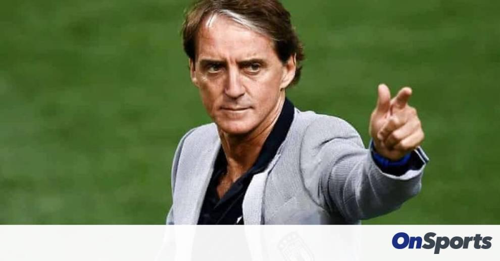 Euro 2020: Μαντσίνι- «Όμορφο βράδυ ελπίζω να έρθουν πολλά ακόμη»! (Video+Photos)