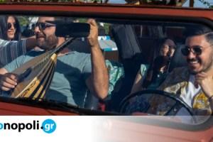 """Topos: Το κρητικό συγκρότημα συστήνεται μέσα από ένα άκρως καλοκαιρινό βίντεο κλιπ για το τραγούδι """"tou topou"""""""