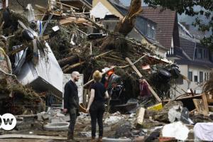 Γερμανία: Γενική κινητοποίηση, νέες βροχές   DW   18.07.2021