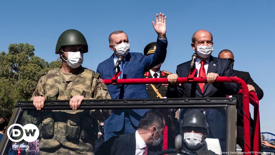 Επιθετική και υβριστική ρητορική Ερντογάν | DW | 21.07.2021