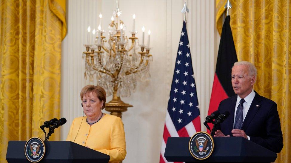 ΗΠΑ: Υποχωρεί για τον Nord Stream 2 – «Δεν θα εμποδίσουμε το έργο» - Ειδήσεις - νέα - Το Βήμα Online