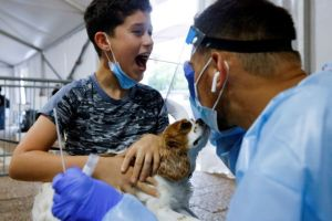 Ισραήλ: «Ναι» στον εμβολιασμό παιδιών με βεβαρυμμένη υγεία