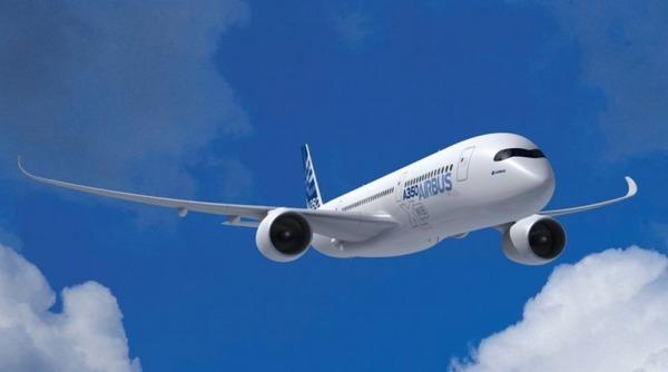 Κίνα: Εγκαινιάστηκε το κέντρο παραγωγής και διανομής των αεροσκαφών Α350 της Airbus στην πόλη Τιεντσίν