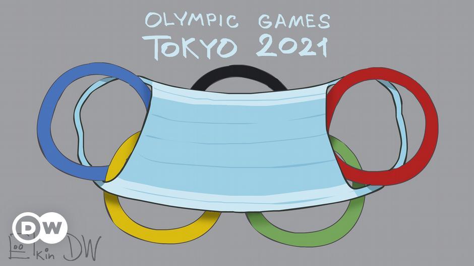 Και όμως, θα γίνουν Ολυμπιακοί Αγώνες | DW | 22.07.2021