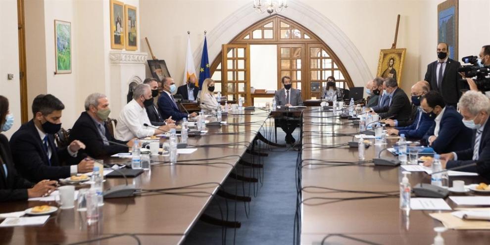 Κύπρος - Εθνικό Συμβούλιο: Διχοτομικές οι μεθοδεύσεις της Τουρκίας - Ειδήσεις - νέα - Το Βήμα Online