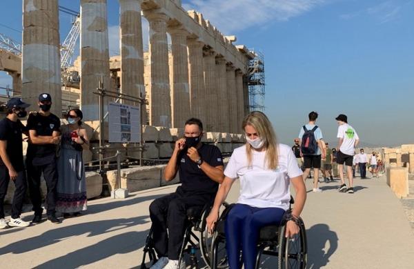 Μητσοτάκης για Ακρόπολη: Προσβάσιμο για όλους ένα από τα σημαντικότερα ιστορικά μνημεία του κόσμου