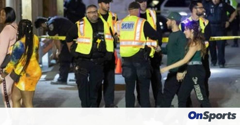 ΝΒΑ: Τρεις τραυματίες από πυροβολισμούς στους πανηγυρισμούς για το πρωτάθλημα των Μπακς (video)