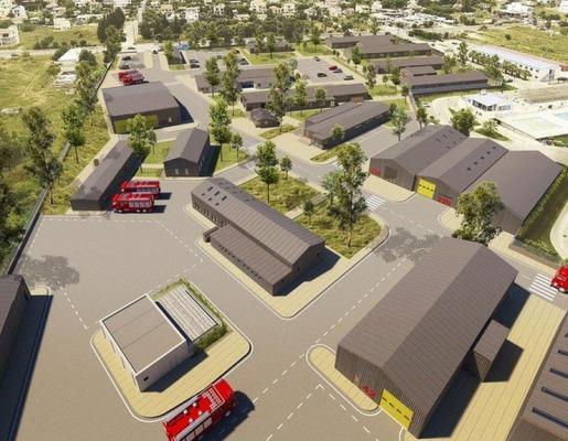 Ξεκινά η κατασκευή του νέου Κέντρου Εκπαίδευσης της Πυροσβεστικής με δωρεά του ΙΣΝ