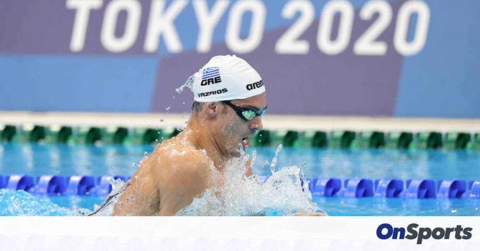 Ολυμπιακοί Αγώνες-Βαζαίος: «Δεν περίμενα τον αποκλεισμό. Ψηλά το κεφάλι»! (video+photo)