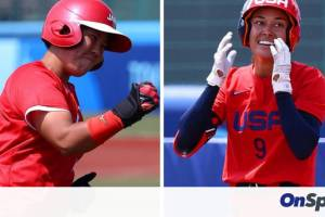 Ολυμπιακοί Αγώνες: Ξεκίνησε η… δράση με σόφτμπολ!