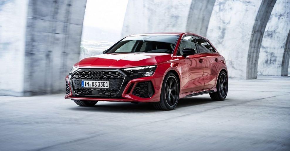 Το νέο Audi μαRSάρει με 400 ίππους