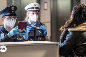 Υποχρεωτικό τεστ για όσους επιστρέφουν στη Γερμανία   DW   27.07.2021