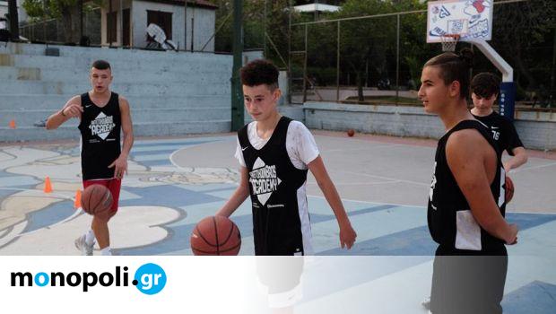 AntetokounBros Academy: Το Summer Camp συνεχίζεται - Monopoli.gr