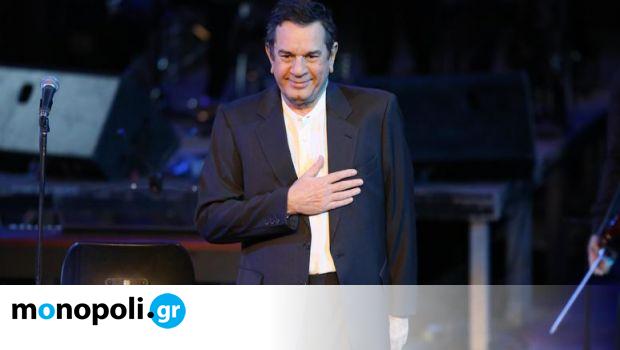 O Σταμάτης Σπανουδάκης στο Ηρώδειο - Monopoli.gr
