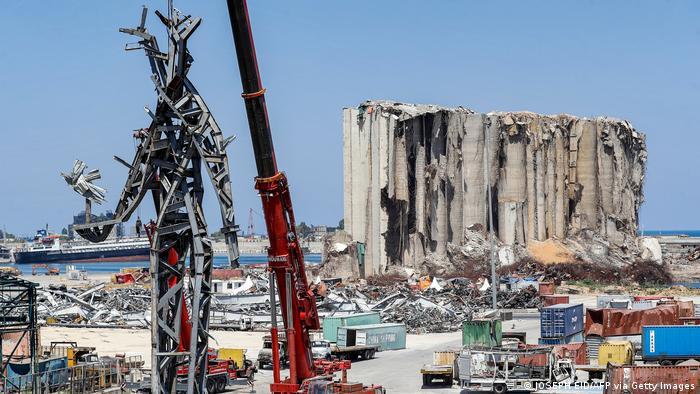 Βηρυτός – Τραυματισμένη πόλη, πληγωμένοι άνθρωποι