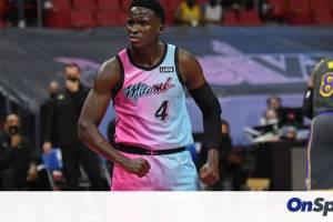 NBA: Συνεχίζει στους Χιτ ο Ολαντίπο!