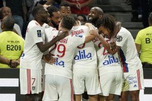 Άνετη επικράτηση για τη Λιόν κόντρα στο Στρασβούργο με 3-1